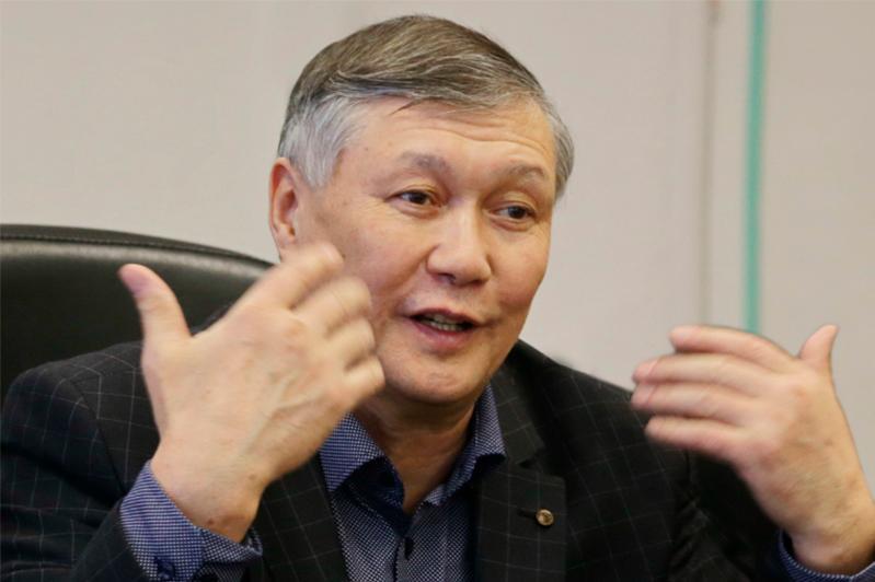 Новый перевод эпоса «Манас» будет понятен для всех – Баянгали Алимжанов