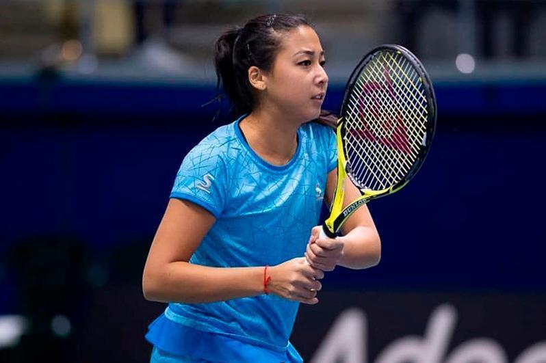 Теннис: Зарина Дияс Страсбург турнирінің ширек финалына шыға алмады