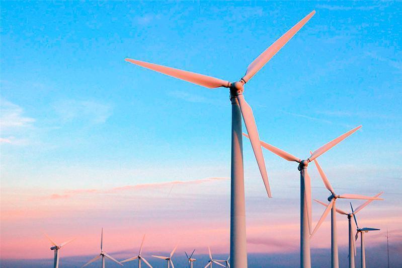 Еще одна ветровая электростанция строится в Ерейментау