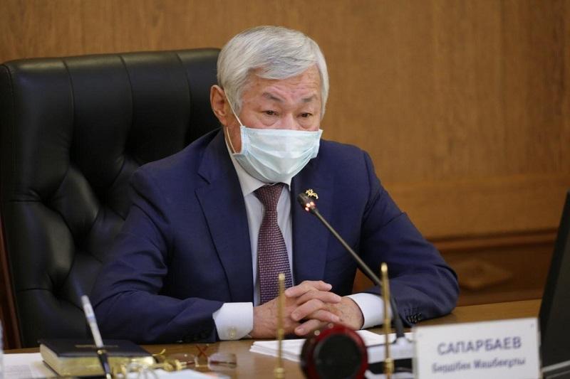 Карантин әлі алынған жоқ, тұрғындар қауіпсіздік талаптарын сақтауы тиіс - Сапарбаев