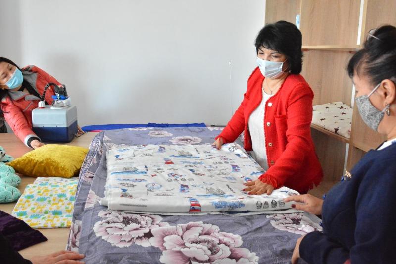 Школа-мастерская для мам детей с аутизмом открылась в Актобе