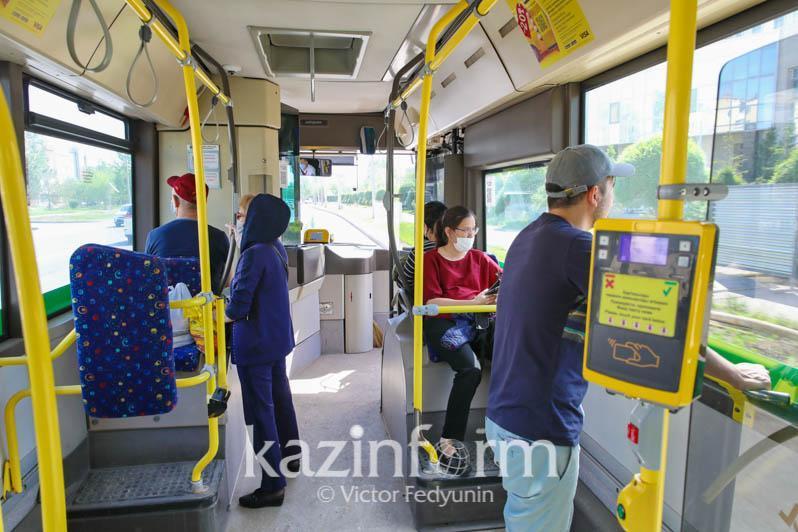 Астана автобустарында электронды билеттеудің арқасында 6 млрд теңге «көлеңкеден» шығарылған