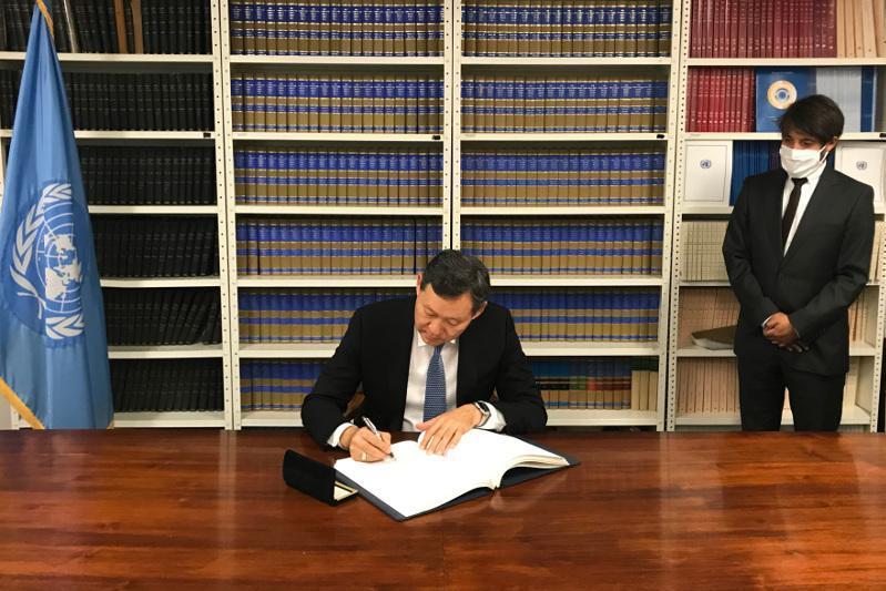 哈萨克斯坦将正式废除死刑