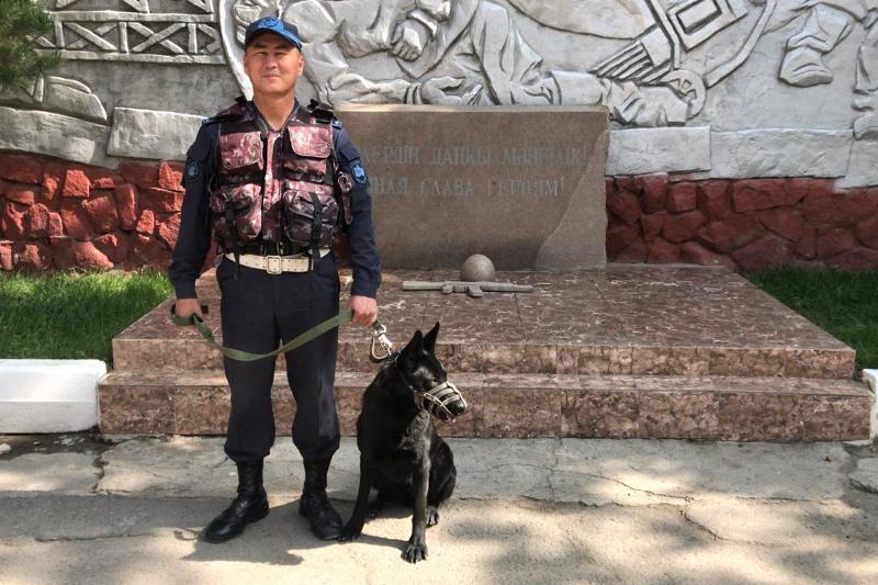 Служебная собака нашла тело пропавшей алматинки