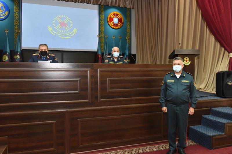 国民警卫队新任副总司令获得任命