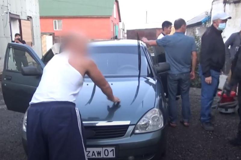 Крупные каналы реализации наркотиков перекрыли в Жамбылской области и Нур-Султане