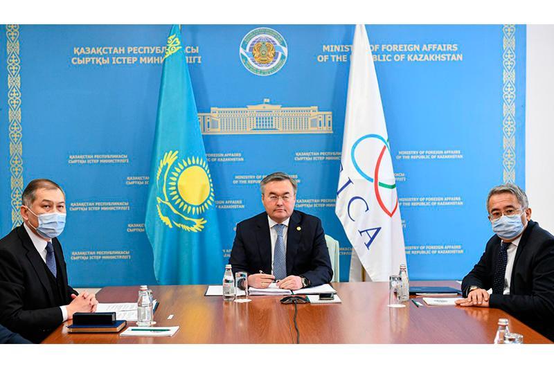Kazakhstan takes over CICA Chairmanship for 2020-2022
