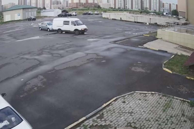 1815 водителей скрылись с места ДТП в Нур-Султане