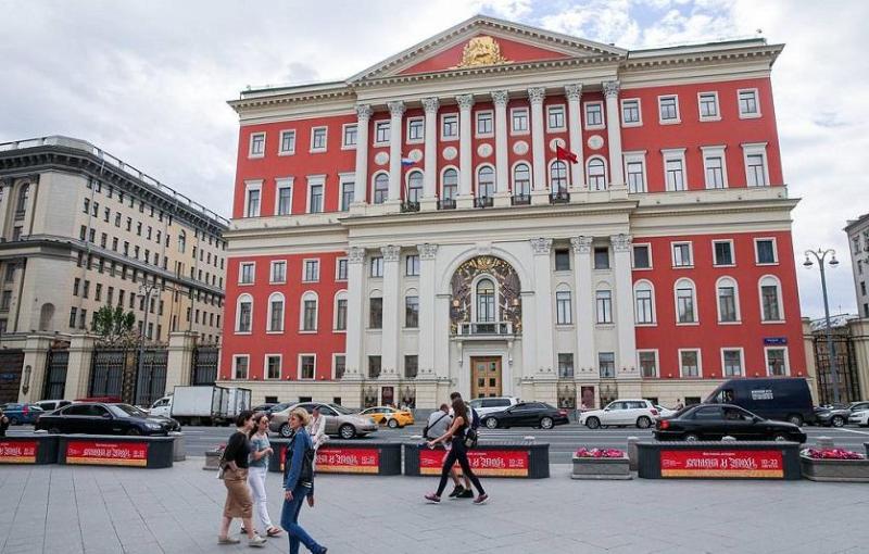 Мэр Москвы рекомендовал крупным предприятиям перевести сотрудников на удаленку