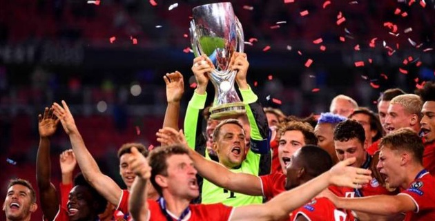 Футбол: «Бавария» UEFA суперкубогының иегері атанды
