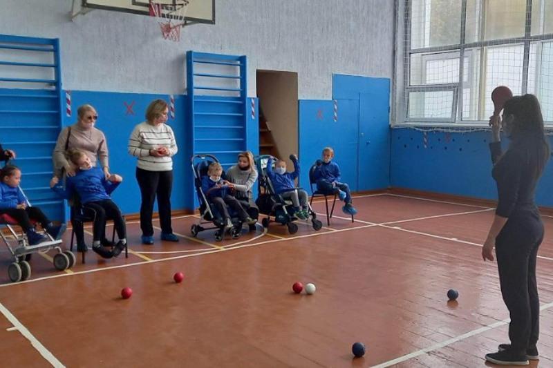 Бесплатные спортивные секции для особенных детей открылись в Караганде