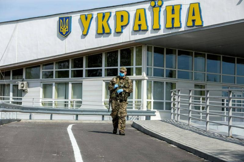 乌克兰总统称该国正面临新冠疫情第二波