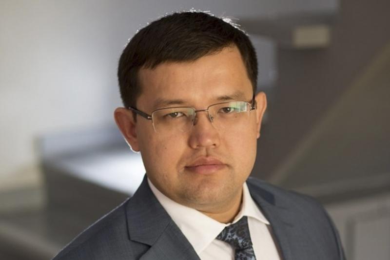 Экономист Олжас Құдайбергенов жаңа қызметке сайланды