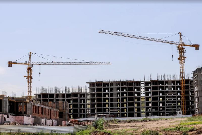 Шесть многоэтажек возводят по госпрограмме«Шаңырақ»в ВКО