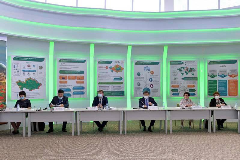Мәжіліс депутаттары Экологиялық кодекс жобасын талқылады