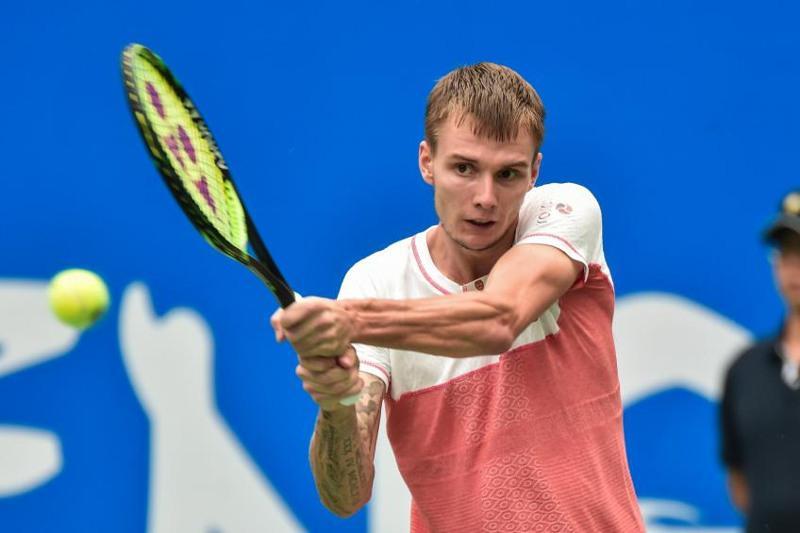 Теннис: Бублик Гамбург турнирінің жартылай финалына шыға алмады