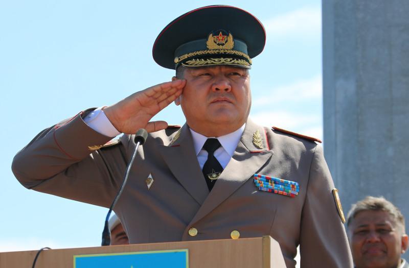 «По-боевому» отметило свой юбилей региональное командование «Юг»