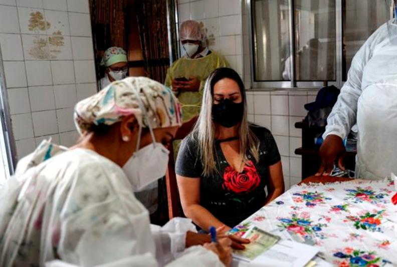 Coronavirus cases in Latin America exceed 9 million