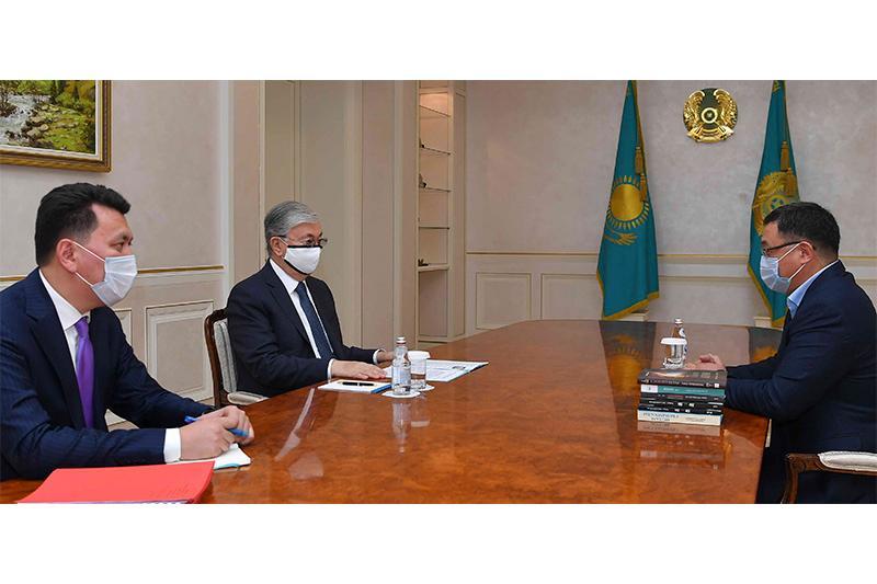 ҚР Президенті Ұлттық қоғамдық сенім кеңесінің мүшелерімен өзекті мәселелерді талқылады