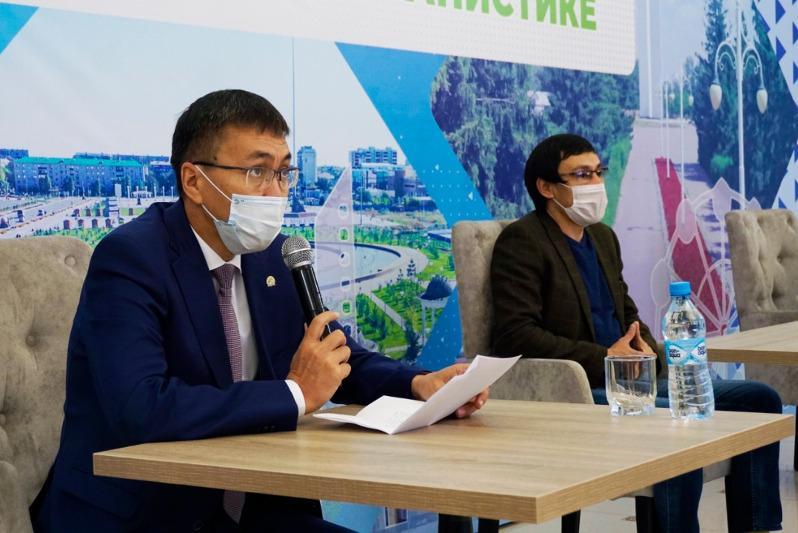 Городской форум урбанистики прошел в Уральске