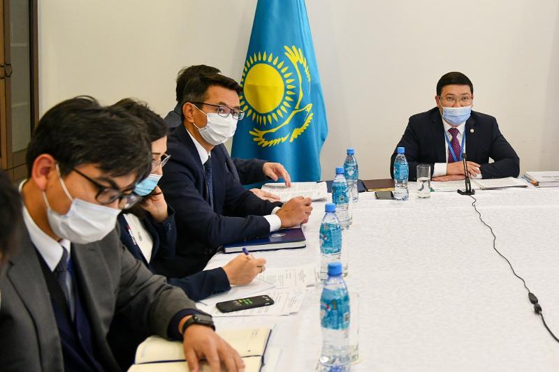 Вопросы налаживания авиасообщений обсудили Казахстан и ЕС