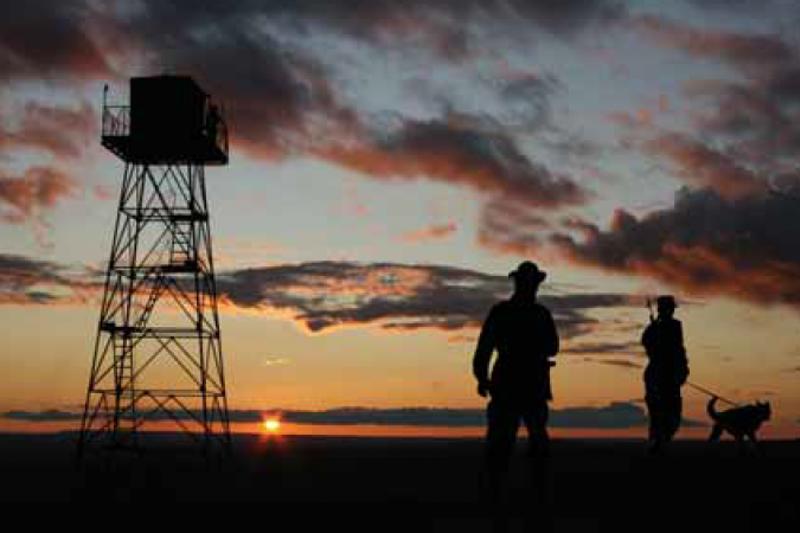 Как 35 туркменок смогли пересечь казахстанскую границу, пояснили в КНБ