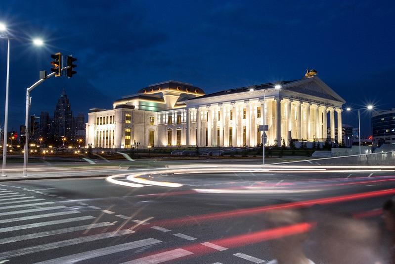Новый сайт, мобильное приложение, виртуальный тур: о перезагрузке объявили в «Астана опера»