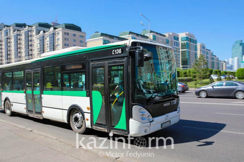 Оплату за проезд по SMS временно отключают в столичных автобусах