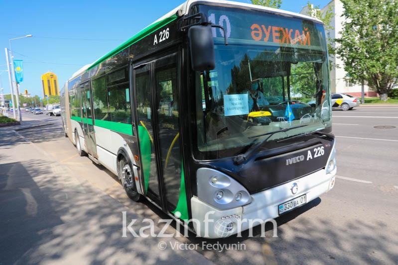 Астанада автобус жолақысын SMS арқылы төлеу уақытша мүмкін емес