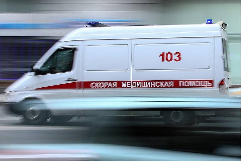 В  Подмосковье обрушился надземный пешеходный переход: пострадало свыше 30 человек