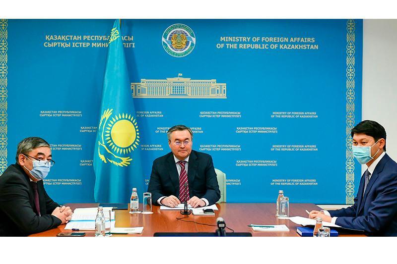 Глава МИД Казахстана выступил на заседании ООН по сотрудничеству Юг-Юг