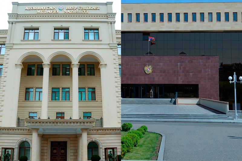 Ázerbaıjan men Armenııa Taýly Qarabaqtaǵy jaǵdaıdyń ýshyǵýy týraly málimdedi