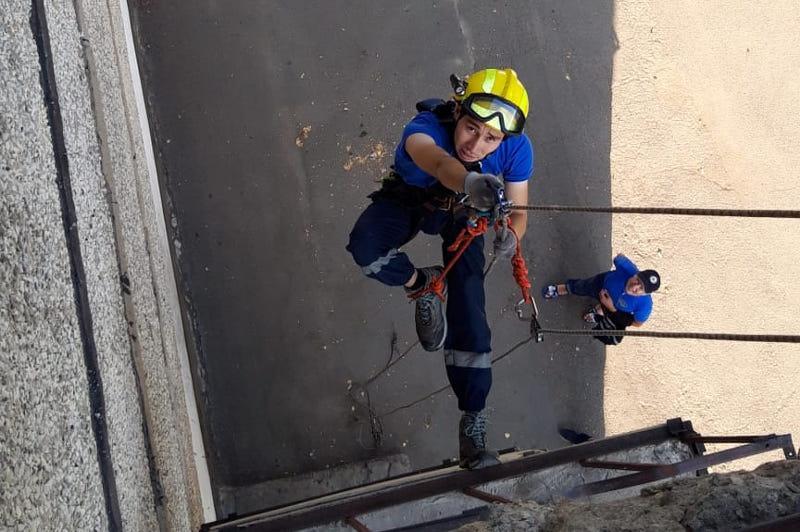 Моя профессия стала для меня образом жизни - алматинский спасатель