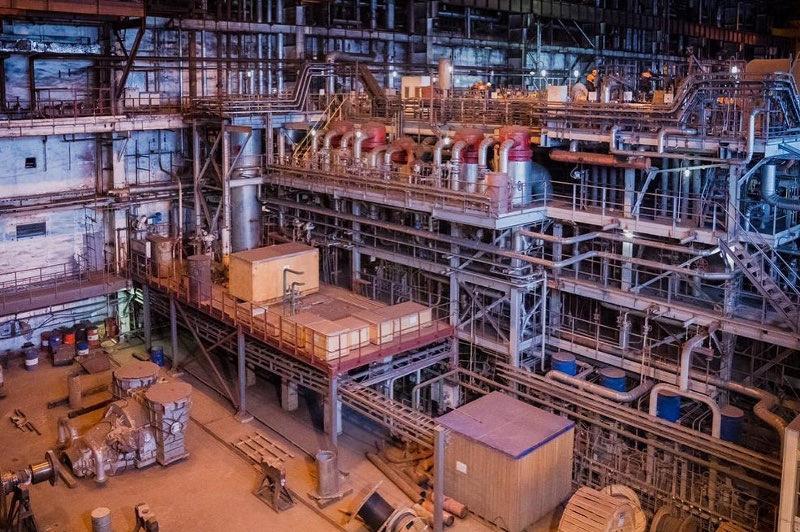 На газе будет работать ряд котлов столичных ТЭЦ в текущем отопительном сезоне