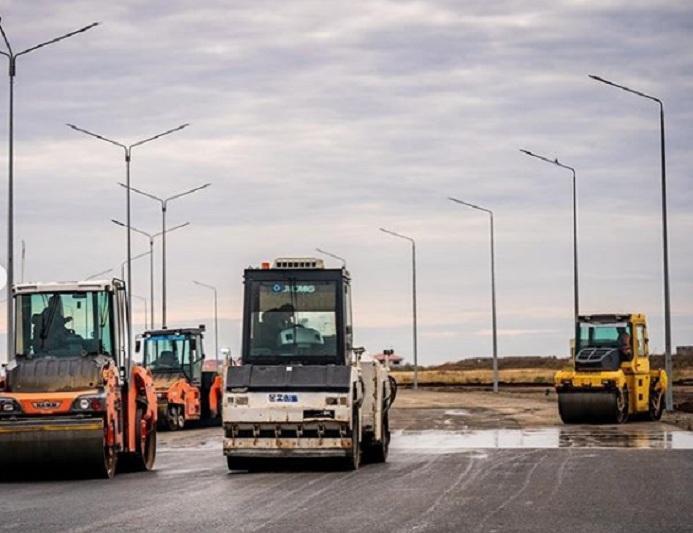 150 улиц построят и отремонтируют в текущем году в Нур-Султане