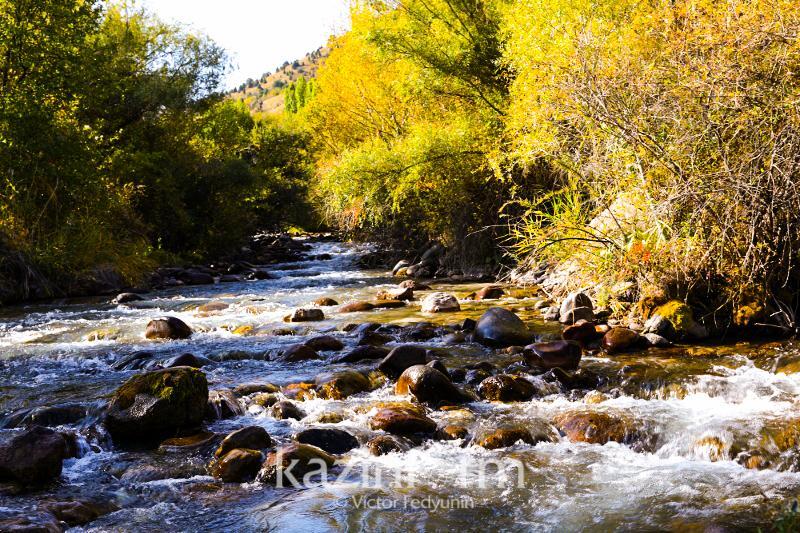 Уникальность природы Сайрам-Угамского нацпарка позволяет развивать несколько направлений туризма