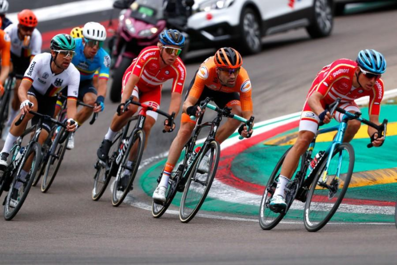 Astana's Fuglsang takes 5that the World Championships in Imola