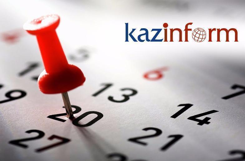 September 28. Kazinform's timeline of major events