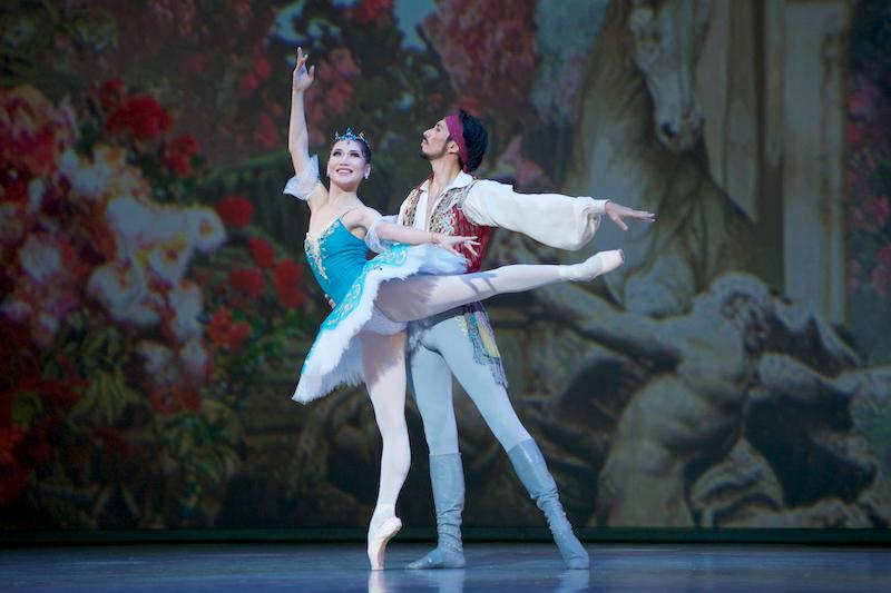 Astana Opera Ballet Company shows high professionalism after a break