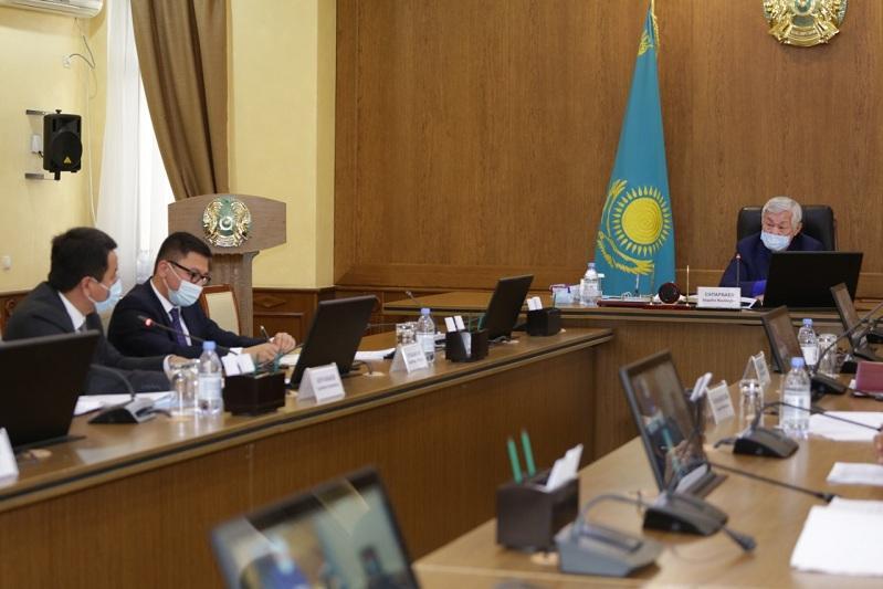 Почему в Шуском районе «золотой» газ, поручил разобраться Бердибек Сапарбаев