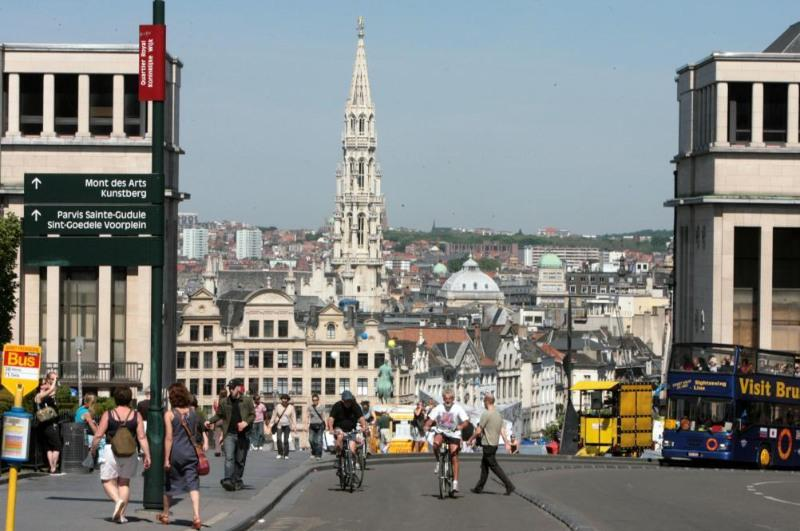 Карантинные меры ужесточили в Брюсселе