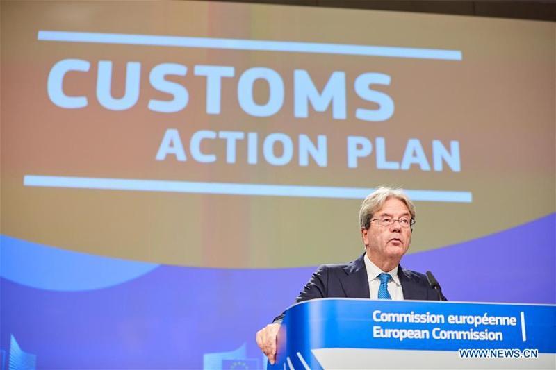 EU launches action plan for smarter, efficient customs