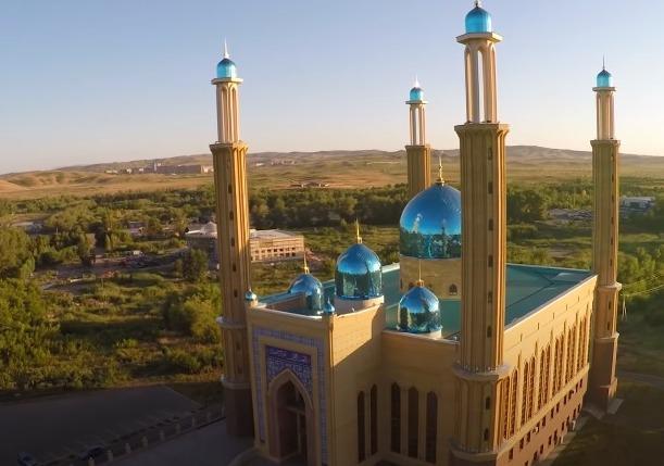 神奇的哈萨克大地:东哈明珠奥斯卡曼