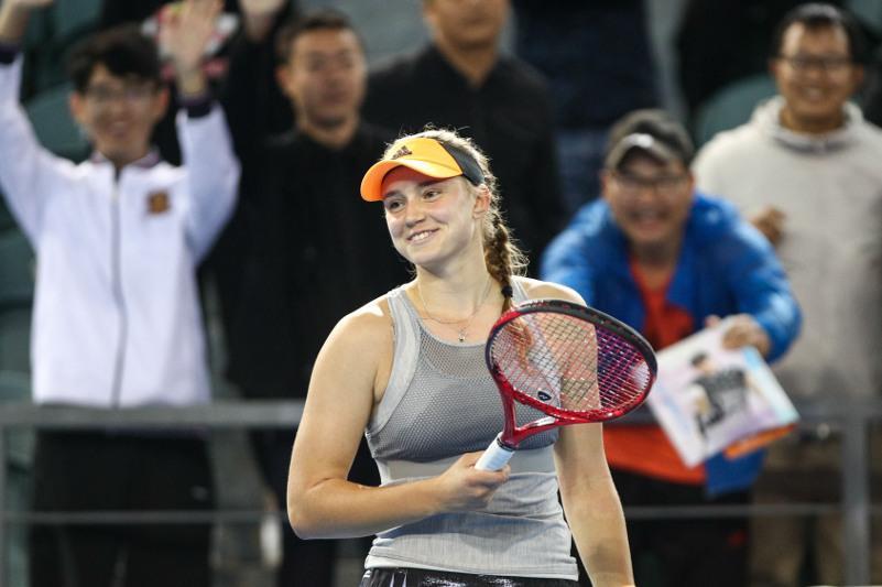 Теннис: Елена Рыбакина Ролан Гаррос турнирін сәтті бастады