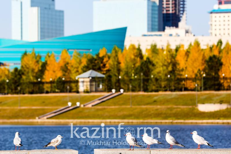 Kazakhstan to wake up to weather without precipitation