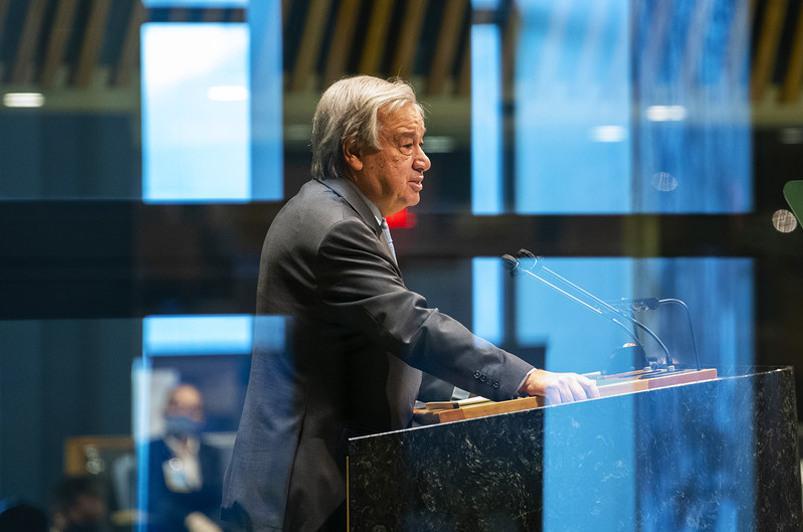 Генсек ООН: Миллион потерянных жизней – повод извлечь уроки из прежних ошибок