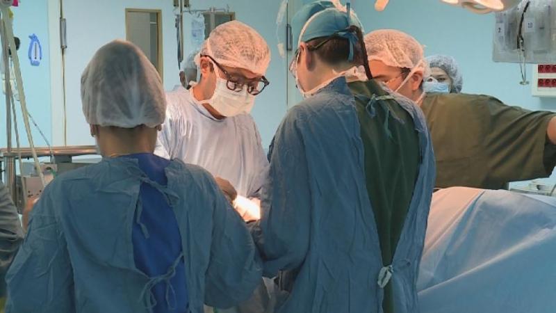 哈国家心脏外科中心累计为80多名患者实施了心脏移植手术
