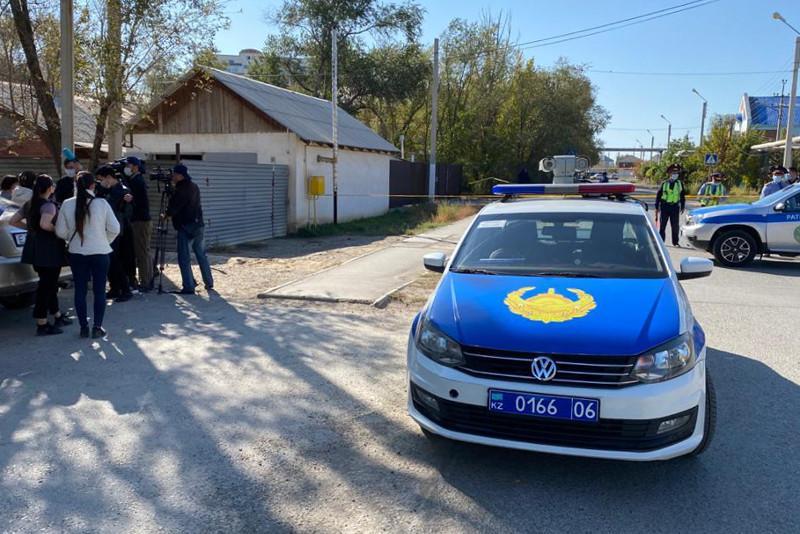 Взрывное устройство ищут в школе в Атырау