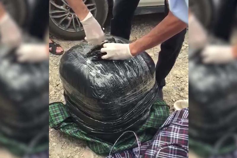 Девять жамбылских наркоторговцев получили от 10 до 17 лет лишения свободы