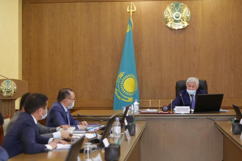 Сапарбаев: ісін жаңа бастаған кәсіпкер қандай қолдау шаралары бар екенін білмейді